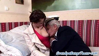 Bedstefar Porno